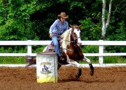 rogue barrel riding
